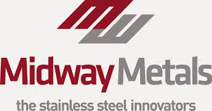 Logo Midway Metais