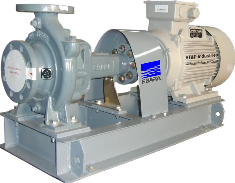 Ebara Máy bơm nước trục ngang chính hãng – FS2 HA 518.5