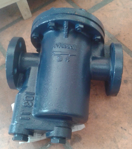 BẪY HƠI STEAM TRAP