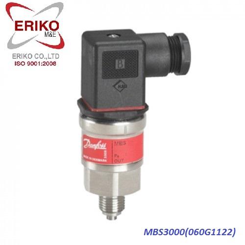 Cảm biến áp suất danfoss MBS3000(060G1112) (0-2.5bar)