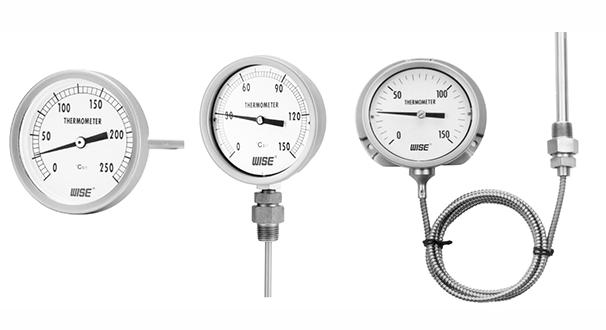 Đại lý cung cấp đồng hồ đo nhiệt độ