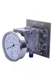 Đồng hồ đo chênh áp dạng màng (áp suất tĩnh cao)