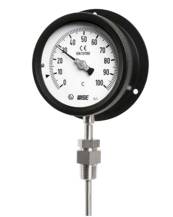 Đồng hồ đo nhiệt độ Wise T222