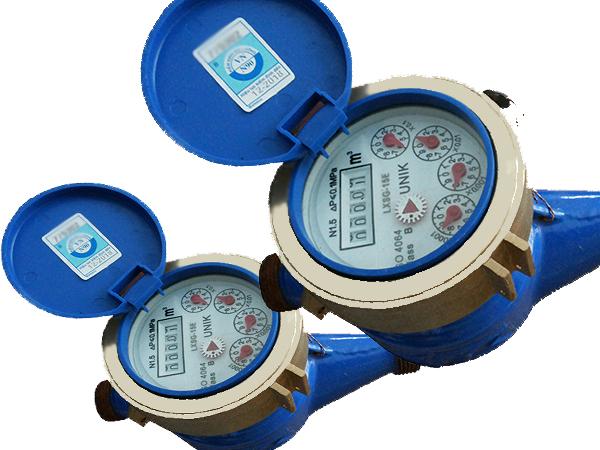 Đồng hồ đo nước nước sạch unik dn25