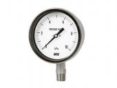 Đồng hồ đo áp suất âm