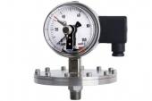 Đồng hồ đo áp suất có tiếp điểm điện hiệu Wise