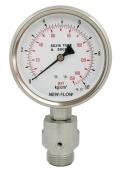 Đồng hồ đo áp suất New-Flow