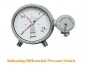 Đồng hồ đo chênh áp có tiếp điểm