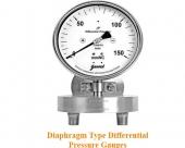 Đồng hồ đo chênh áp dạng màng (áp suất tĩnh thấp)