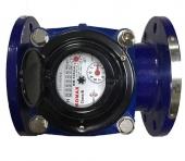 Đồng hồ nước sạch Komax thân gang nối bích DN50-DN400