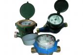 Đồng hồ nước sinh hoạt