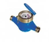Đồng hồ nước thân gang nối ren Flowtech DN15-DN50
