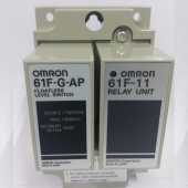 Floatless Level Switch Omron 61F-G-AP-AC 110/220
