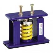 Lò xo đặt sàn chống rung Chiller, máy phát - Model: FSL