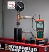 Máy đo áp suất nén, đường ống ,có thẻ nhớ Extech SDL700