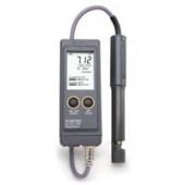Máy đo pH, EC, TDS, Nhiệt độ cầm tay HANNA-Mỹ, HI 991300