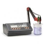 Máy đo pH, nhiệt độ để bàn HANNA- Mỹ, HI 2210, -2.00 to 16.00 pH