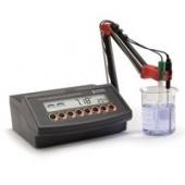Máy đo pH,ORP, nhiệt độ để bàn HANNA- Mỹ, HI 2211, -2.00 to 16.00 pH