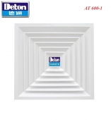 QUẠT HÚT ÂM TRẦN AT DETON 600-1