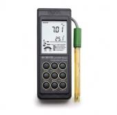 Thiết bị đo pH và nhiệt độ cầm tay HANNA- Mỹ, HI 98140, -4 to 20 pH, -20.0 to 120.0°C
