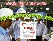 Tuyển dụng Kỹ sư cơ khí chế tạo máy lương cao tại Hà Nội từ tháng 8/2017
