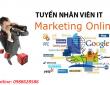 Tuyển dụng nhân Viên IT Marketing