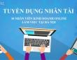 Tuyển Nhân Viên Kinh Doanh Online Thu Nhập 8-15 Triệu/tháng