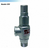 VAN AN TOÀN INOX ARITA SS 150PSI SE-STAINLESS STEEL SAFETY VALVE